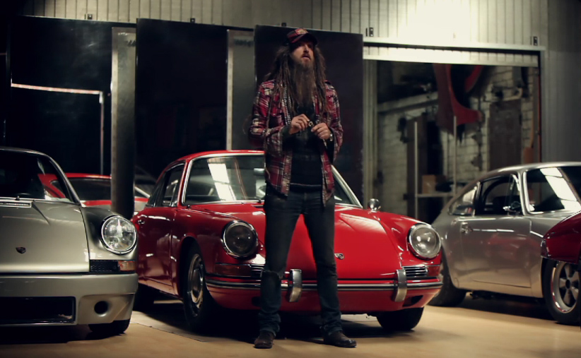 Rebel Porsche Customizer Creates Film: URBAN OUTLAW