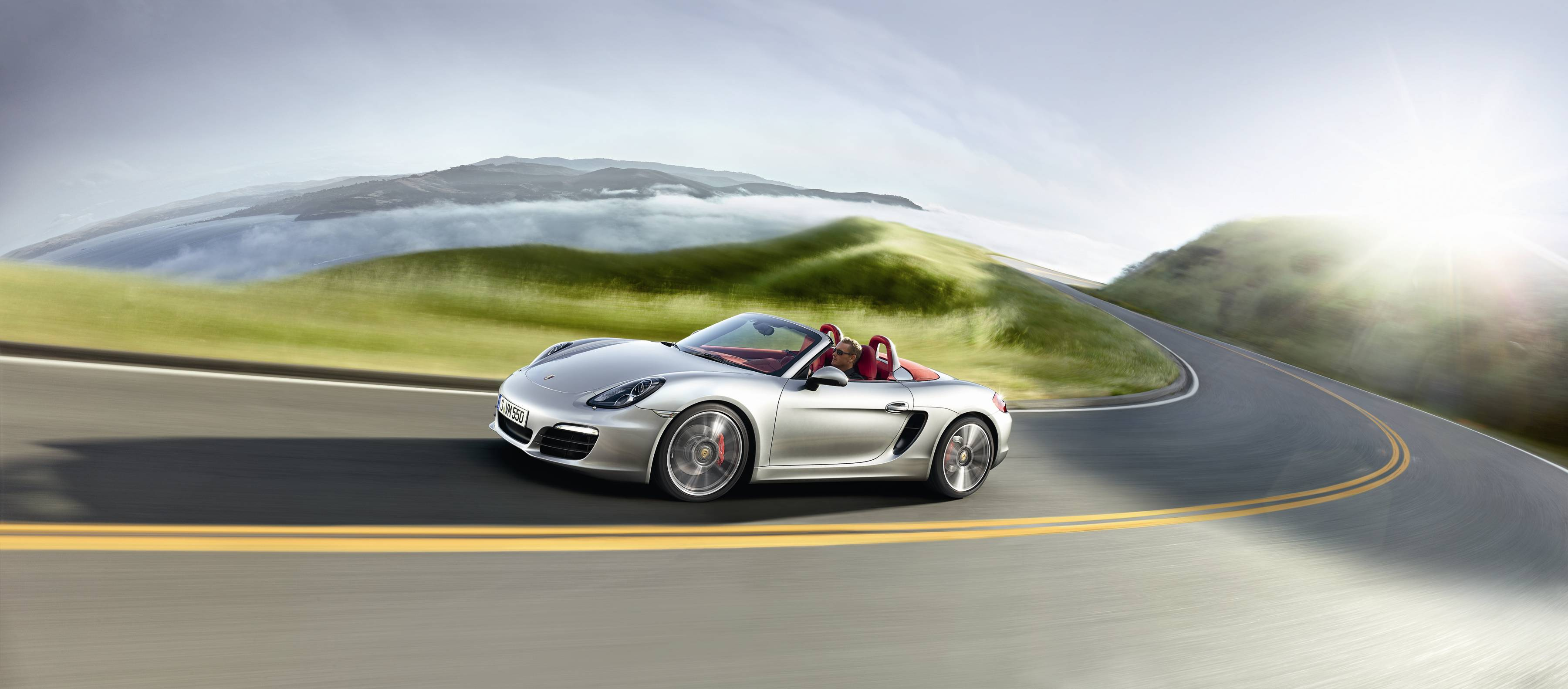 Brumos Porsche to Unveil the Definitive New Boxster on June 27