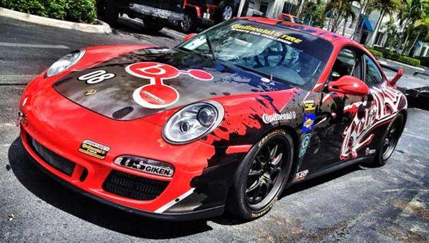 Rebel Rock Racing to Debut New Porsche at Mid-Ohio