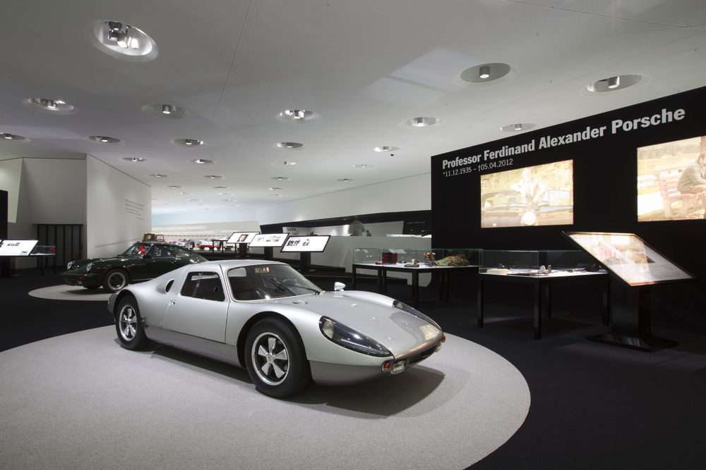 Special Exhibition Pays Tribute to Professor Ferdinand Alexander Porsche