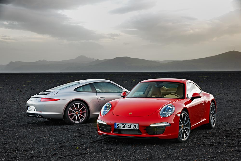 New Car Buyers Put The Porsche 911 in First Place
