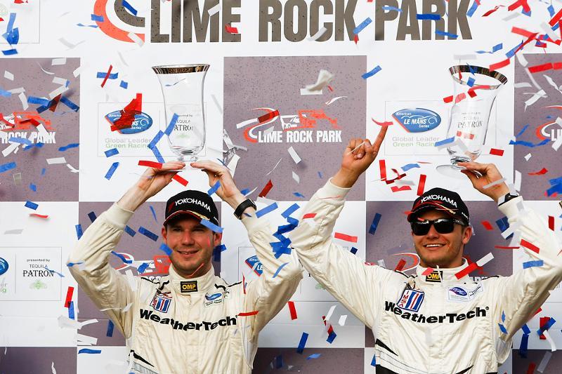 MacNeil & Keen Win GTC in WeatherTech Porsche at Lime Rock Park