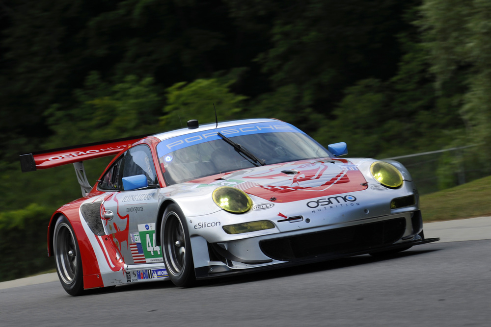 Lally Teams With Neiman In Flying Lizard #44 For Mosport