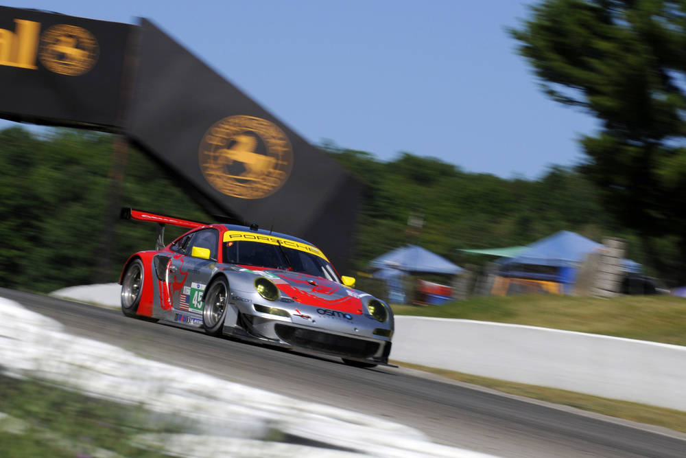 American Le Mans Series Qualifying: Round 5 in Mosport, Canada