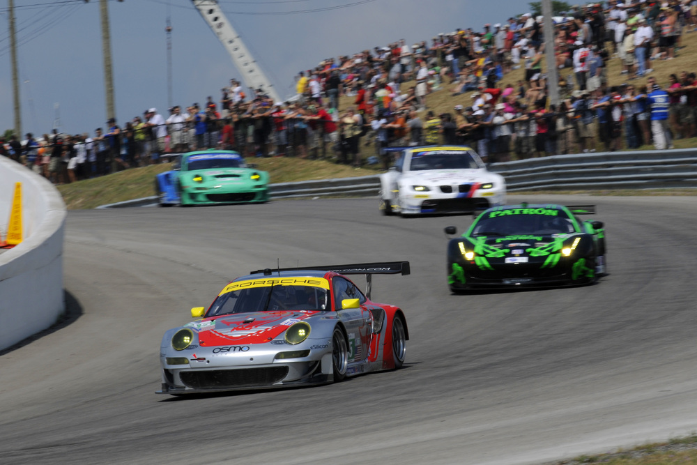 Results: American Le Mans Series, Round 5 in Mosport, Canada