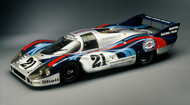 Porsche Steps Up Vintage Motorsports Activities