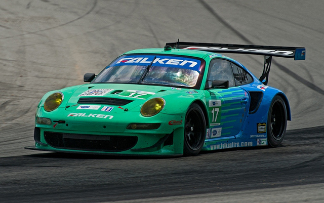 Team Falken Tire Earns Second Consecutive Top 5 Finish