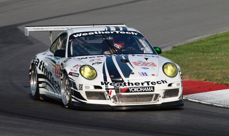 MacNeil & Keen Awarded Third in WeatherTech Porsche at Mid-Ohio