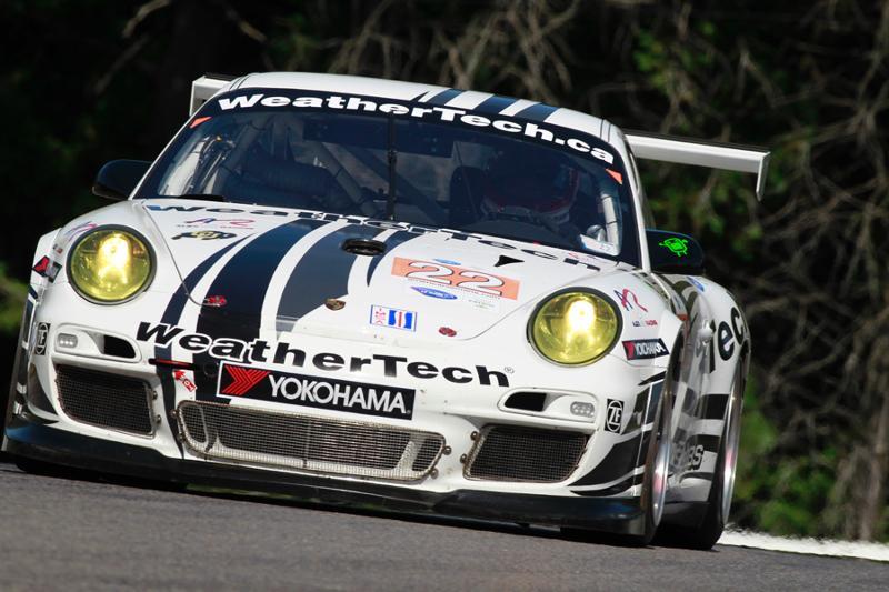Bleekemolen Joins MacNeil in WeatherTech Porsche at Road America