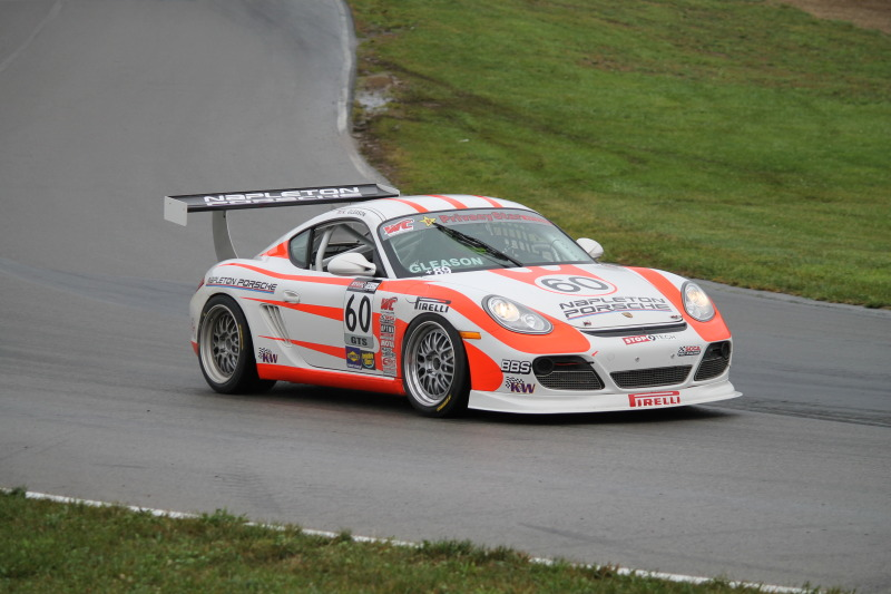 Kevin Gleason Wins On Debut at Mid Ohio | 9 Magazine