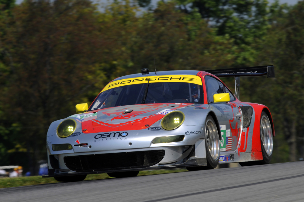 Qualifying: American Le Mans Series, Round 6 at Mid-Ohio
