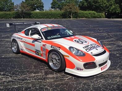 Napleton Porsche and Kevin Gleason Debut New Porsche Cayman S ...