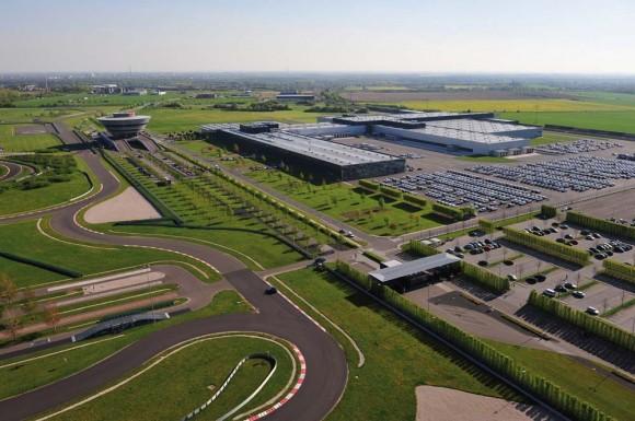 Porsche Leipzig Plant Expansion