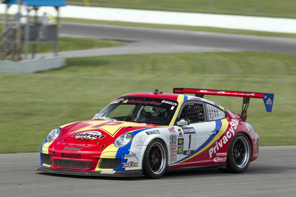 TruSpeed Hits Pirelli World Challenge Home Stretch