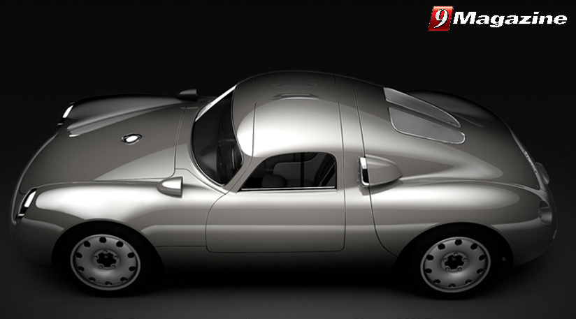 vintech will show this porsche 550 tribute coupe at the 2012 pebble beach concours this week vintech is part of group d3 is a french company specializing