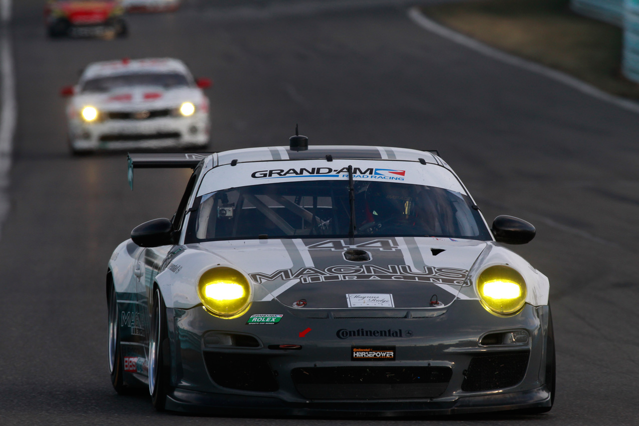 Porsche Fight Puts Two Cup Cars In Watkins Glen Grand Am