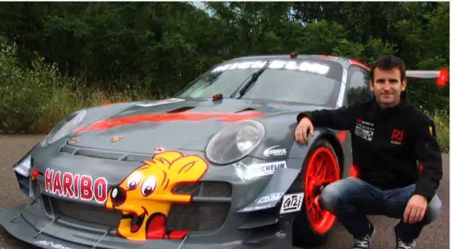 VIDEO: Porsche GT3 R at Pikes Peak 2012