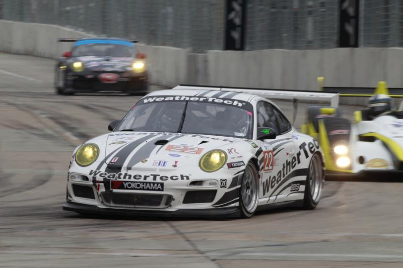 MacNeil and Keen Finish Second in WeatherTech Porsche at Baltimore