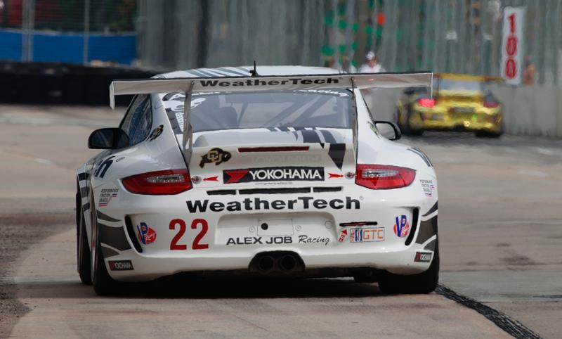 MacNeil & Keen Head for VIR to Clinch GTC in WeatherTech Porsche