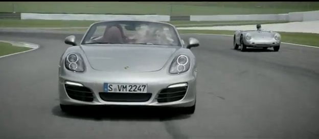 Exclusive Access To The New Boxster Video: Anticipation