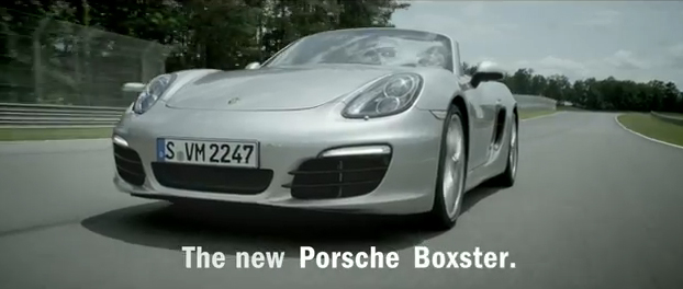 Porsche Boxster: The Newest Mid-Engine Icon [VIDEO]