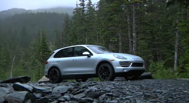 VIDEO: Cayenne Diesel For USA