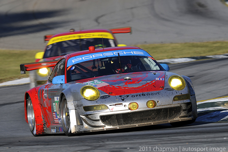 Lizards Round Out Driver Roster with Patrick Pilet and Nick Tandy For ALMS Season Finale