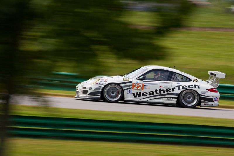 MacNeil, Keen and Von Moltke Ready for Petit LeMans in WeatherTech Porsche