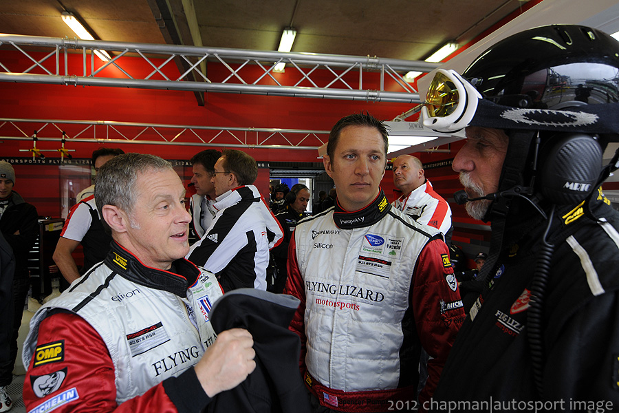 Flying Lizard Announces ALMS GTC Racing Plan and Customer Program for 2013