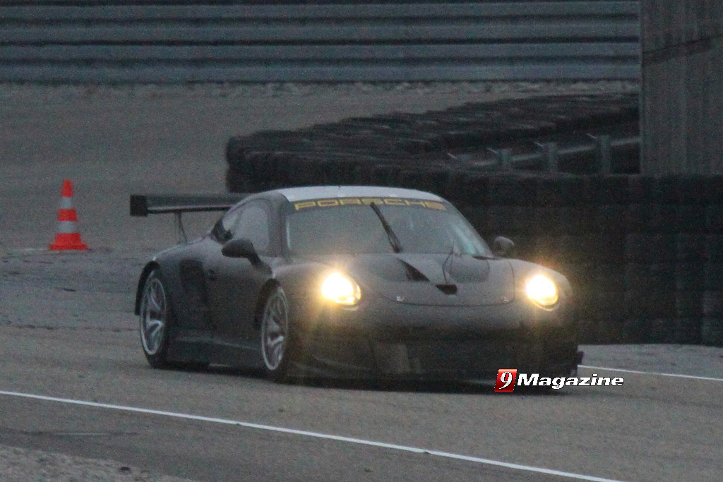 New 991 Series GT3 R Caught Testing