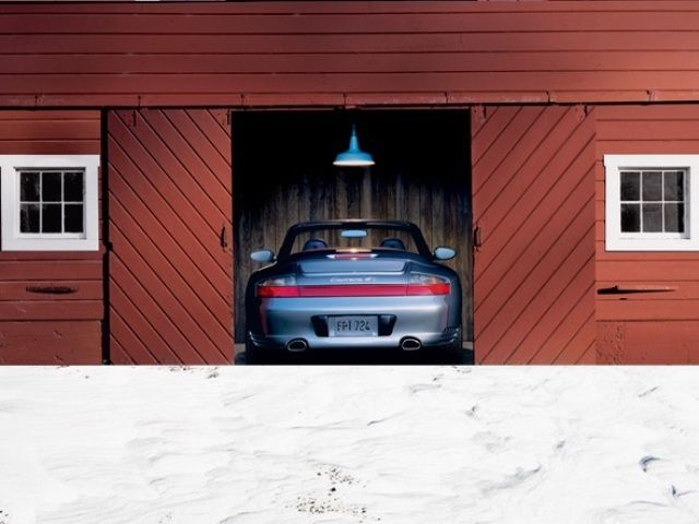 Prepping Your Porsche For Winter – Part 2: Storage