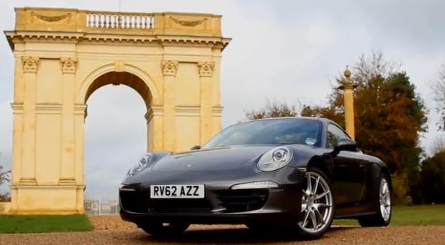 VIDEO: New Porsche 911 Carrera 4