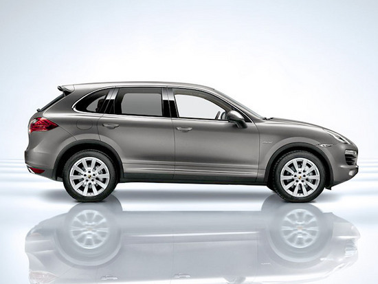 "Porsche Cayenne Diesel Selected for Popular Science's ""Best of What's New"" for 2012"