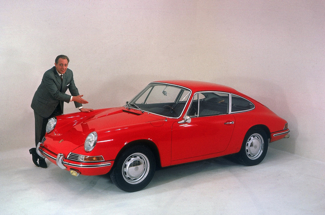 Amelia Island Concours d'Elegance to Honor the Genius of Porsche's 911 at 50