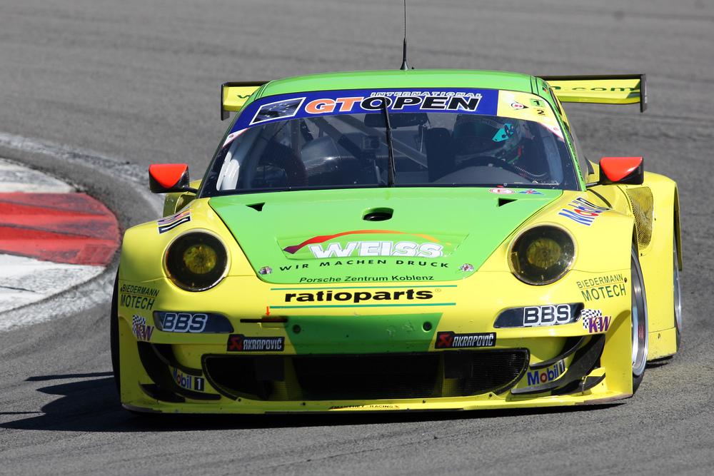 Porsche Works Team to Field Two 911 RSR's at LeMans in 2013