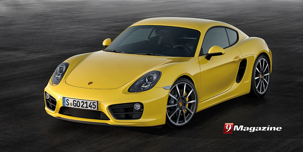 Official: World Premiere of the New Cayman in LA