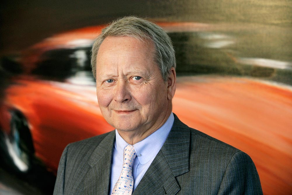 Dr. Wolfgang Porsche Elected Chairman of the Supervisory Board