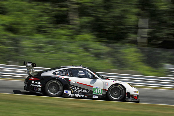 Paul Miller Racing Latest Michelin Technical Partner for 2013 ALMS GT Season