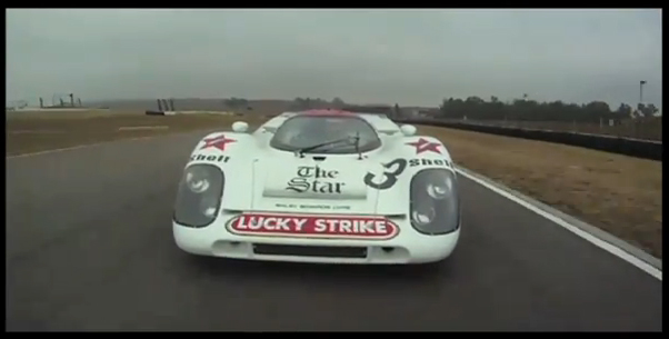VIDEO: Peter Bailey On The 917