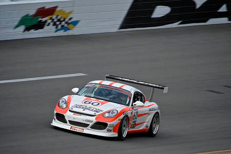 Napleton Racing Enters Winning Porsche Cayman S Team in New GX Class For Rolex 24