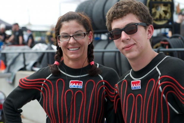 First Ever Mother-Son Duo To Contest Rolex 24