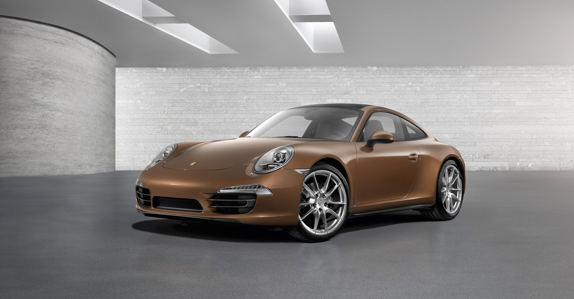 Porsche Sets New Annual Sales Record