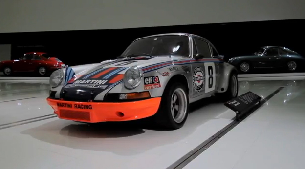 Porsche Museum Highlights The RSR: VIDEO