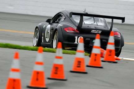 Napleton Racing Announces Porsche Cayman S Driver Lineup for 2013 Rolex 24 At Daytona Debut