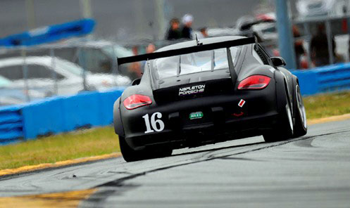 Napleton Racing Fastest In New GX Class at Roar Before the Rolex 24 At Daytona Test