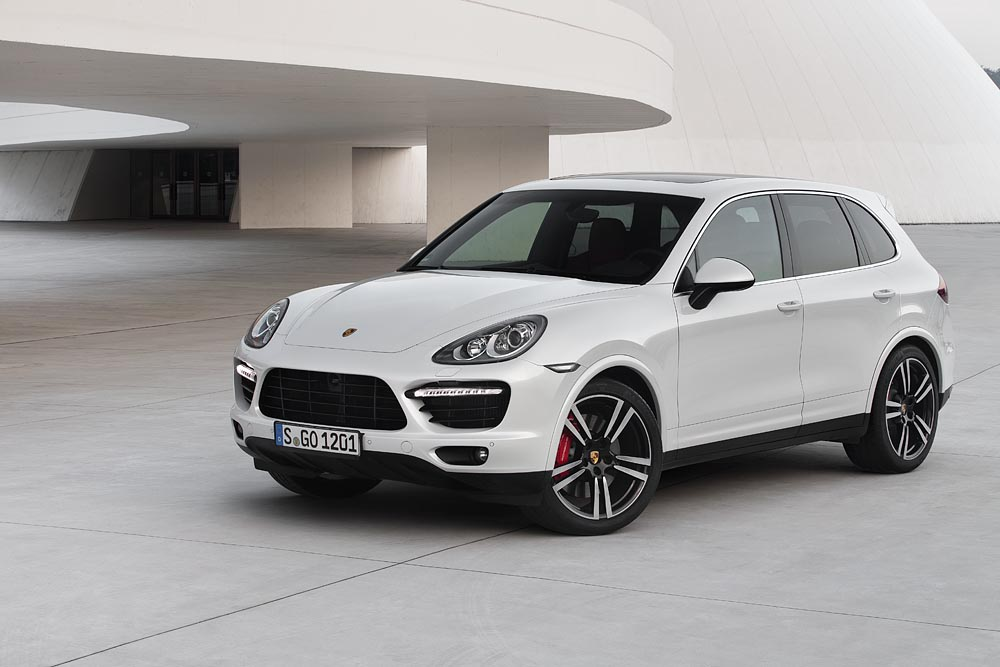 Cayenne Turbo S Heads To Detroit – Does Porsche Have Any Surprises In Store?