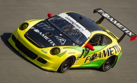 FOAMETIX/Burtin Racing with Goldcrest Motorsports Set For Sixth-Consecutive Rolex 24 At Daytona