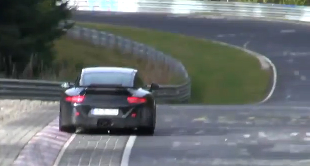 New 911 GT3 & 911 Turbo Caught Testing With No Disguise On the Nürburgring